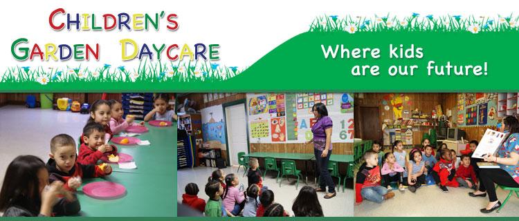 Children\'s Garden Day Care - Waukegan, IL