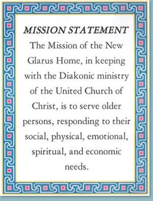 New glarus home inc for Adobe mission statement